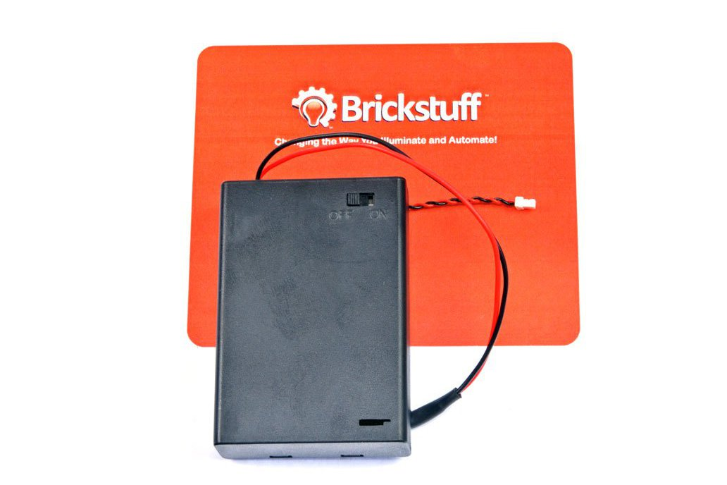 3xAA Battery Pack 1