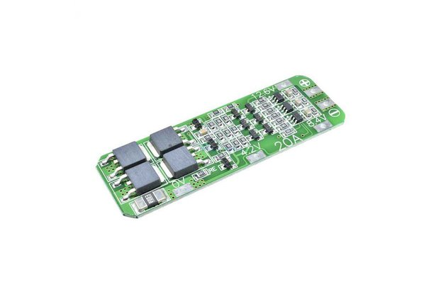 BMS 3S 20A 12.6V Li-ion 18650 Charge Protect Board