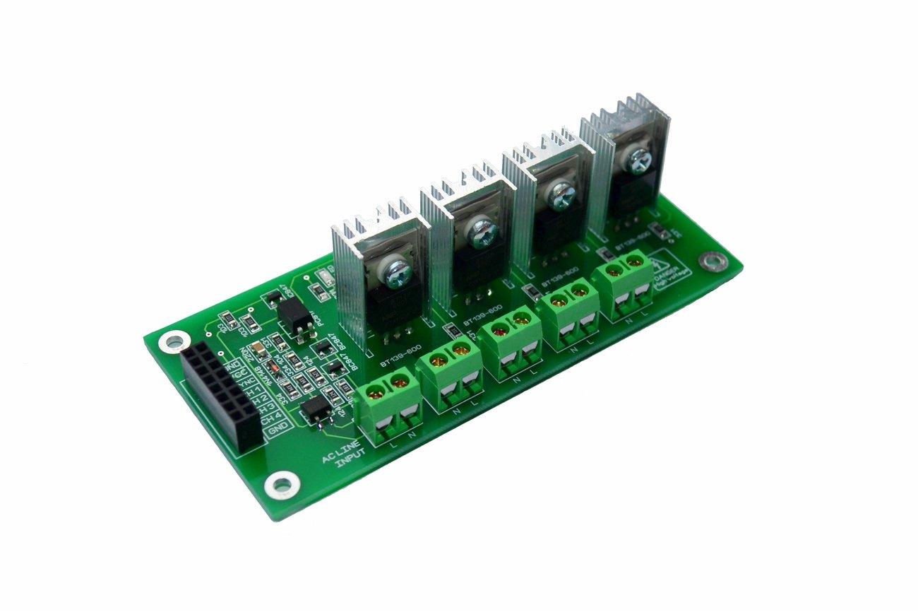 Ch ac dimmer v module controller board arduino from