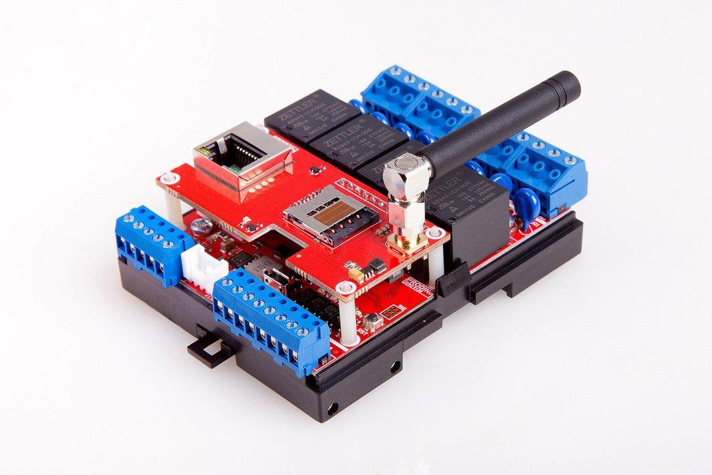 ProDino Zero GSM Ethernet 1