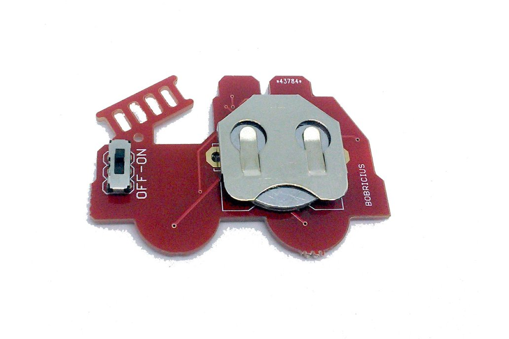 Fire Engine - LED learn to solder kit 2