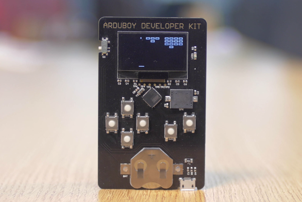 Arduboy: Dev Kit [Discontinued]