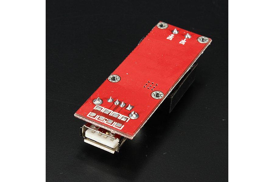 DC 7V-24V To DC 5V 3A USB Output Converter Step Down Module KIS3R33S