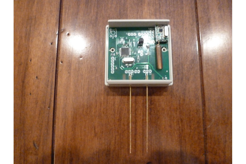 DIY Wireless Sensor board 4