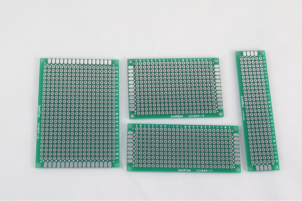 Prototyping Boards set 1