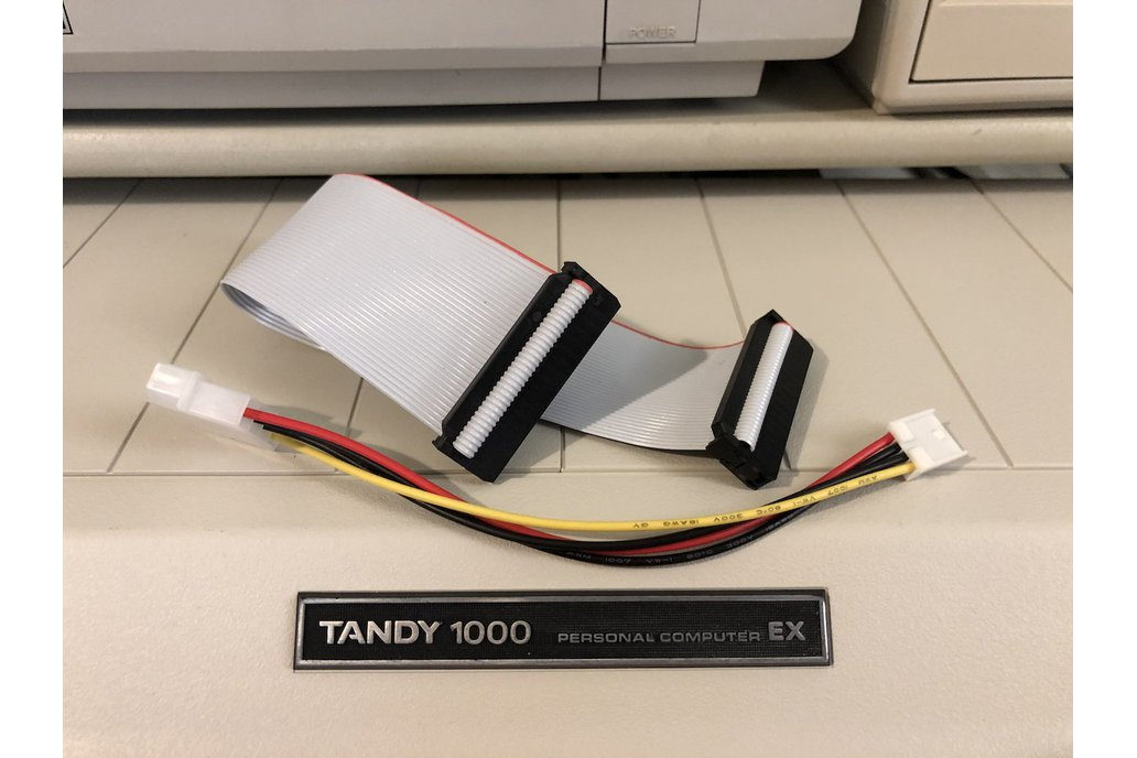 "Tandy 1000 EX Internal 3.5"" Drive conversion Kit 1"