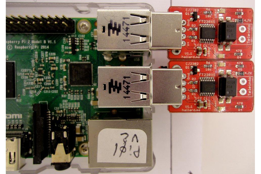 Micro Teleinfo V2.0 2