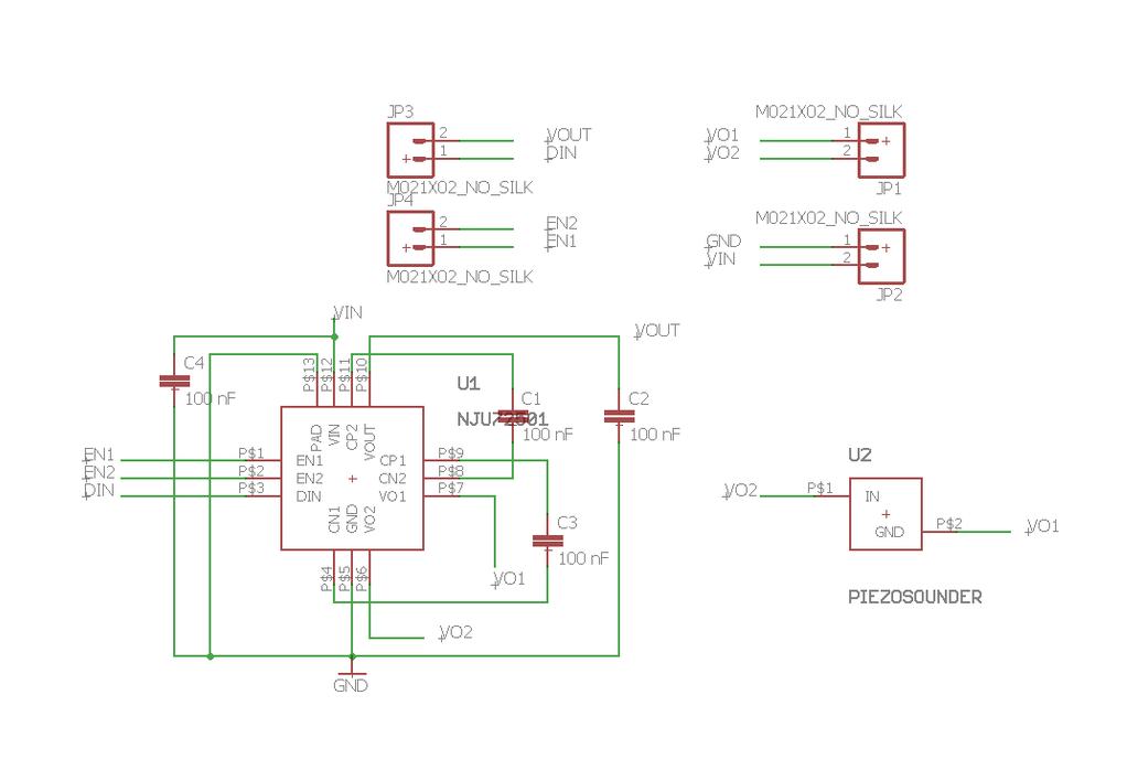 Piezo Sounder Test Board 5