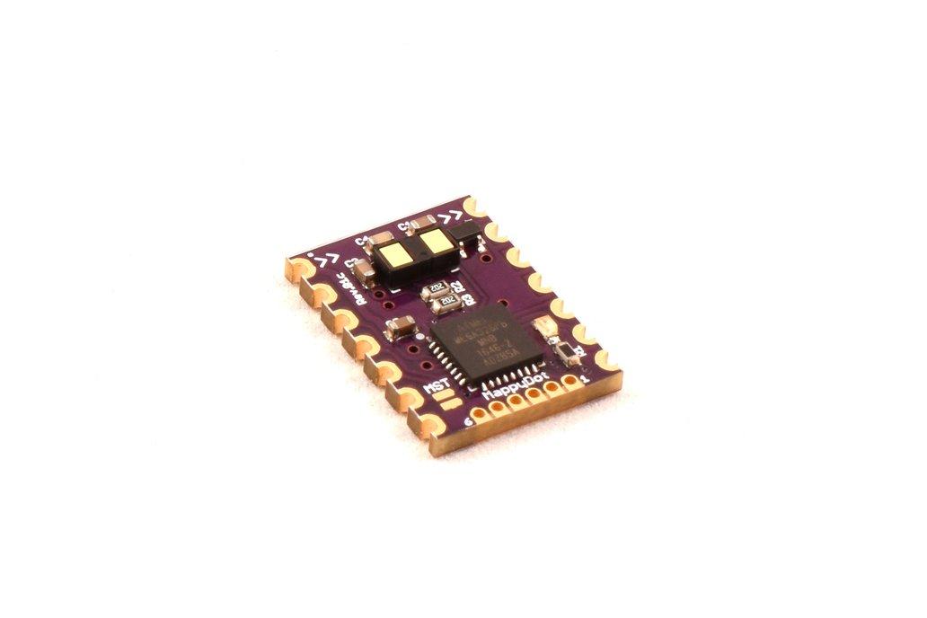 MappyDot Plus: A Smarter Micro LiDAR (VL53L1x) 1