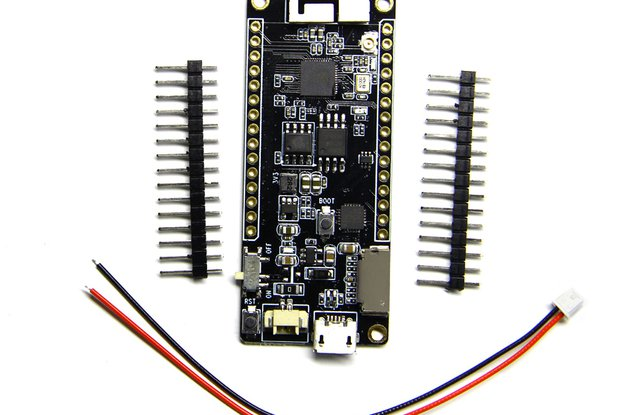 TTGO ESP8266 0.91 inch OLED
