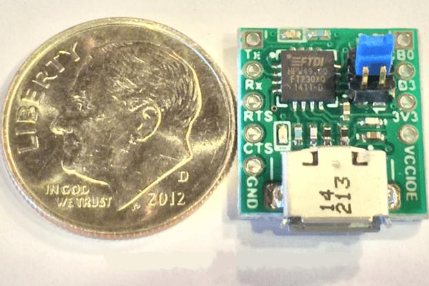 smCOM-FT230 USB-UART Module