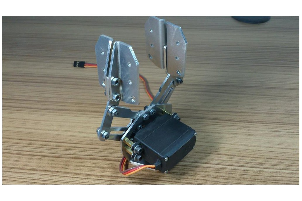 G56 Metal Mechanical Hand Robotic Paw/Gripper/Claw 2