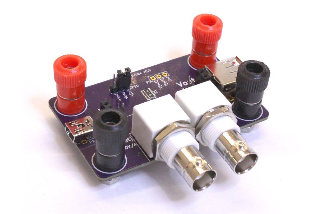 Oscilloscope Current Probe Adapter 11