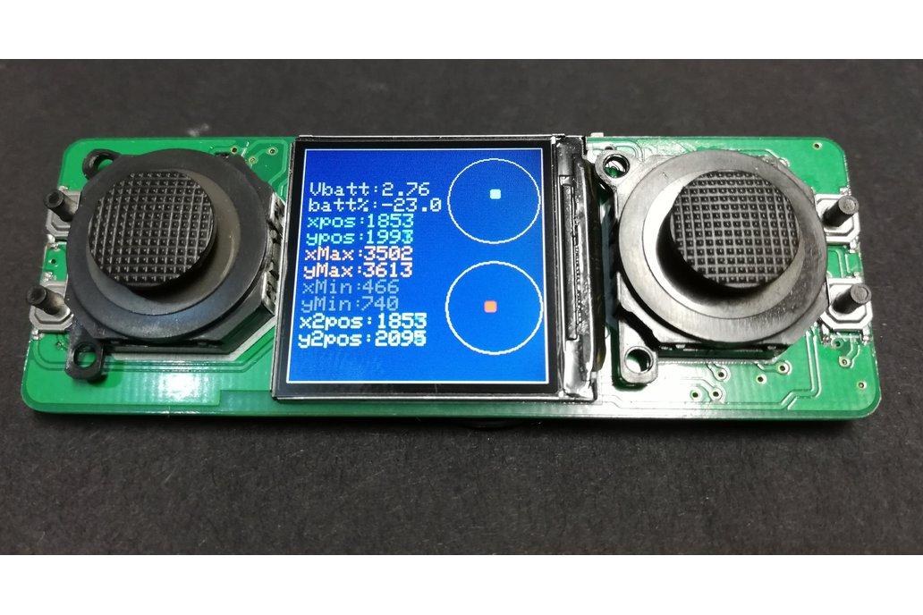 ESP32 IPS LCD Development Board 1