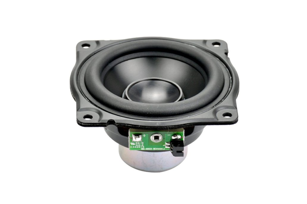 Massive Bass 3 inch neodymium Speaker HiFi audio 1