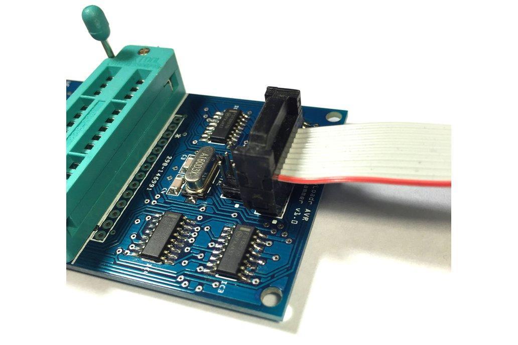 TinyLoadr AVR Programmer 7