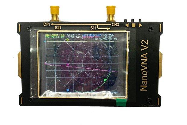 NanoVNA v2 3.2inch