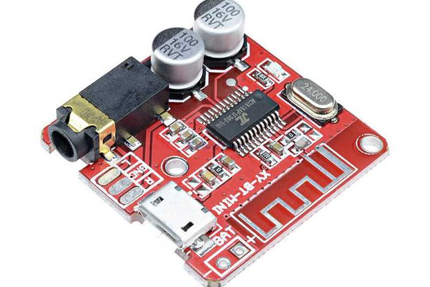 MP3 Bluetooth Decoder Board Audio Amplifier