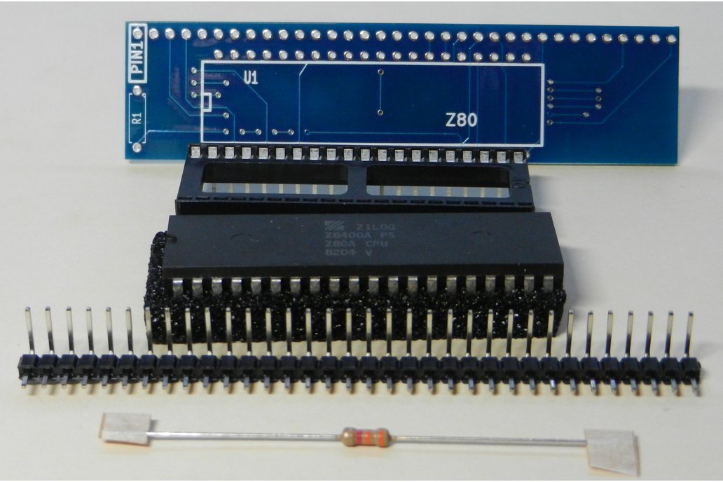 Z80 CPU Module For RC2014 Homebrew Computer 3