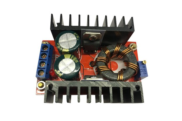 DC-DC step up power module