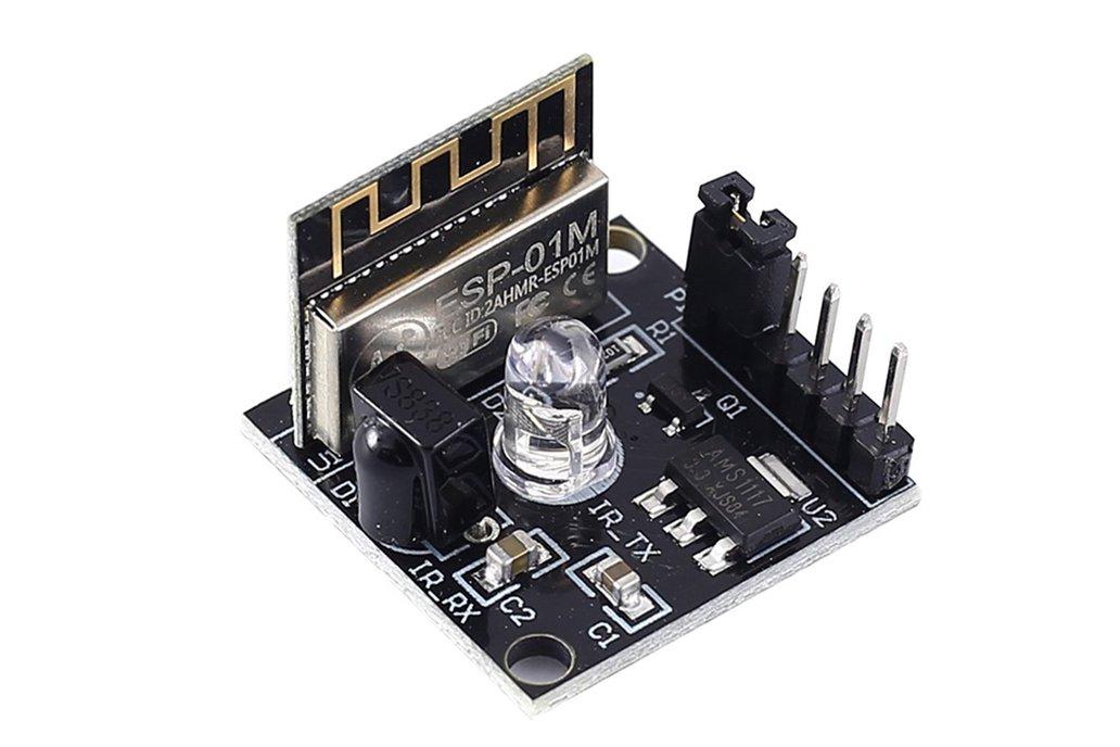 Infrared ESP8285 Wireless WIFI Transceiver_GY17103 1