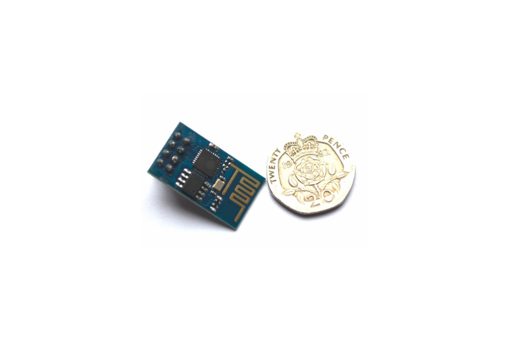 ESP8266 - ESP01 (3 pcs) 1
