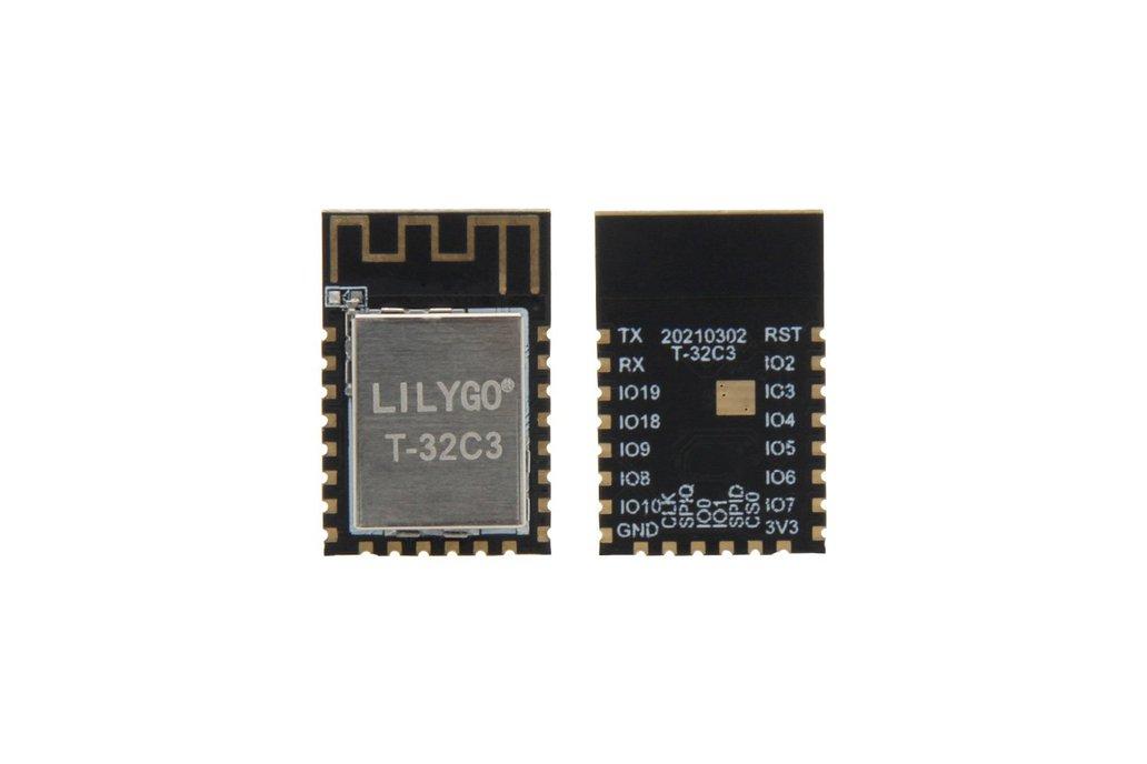 LILYGO® TTGO T-32C3 ESP32-C3 Module 1