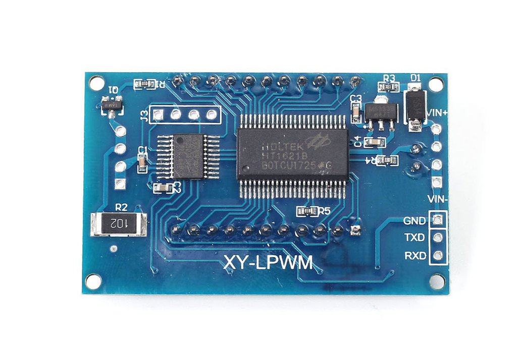 Signal Generator PWM LCD Display(12477) 5
