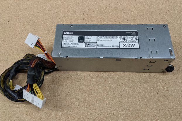 350W Power Supply for Dell Server