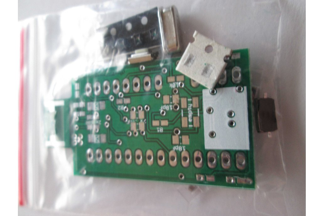 tinyUSBboard - Rev. 4 SMT  kit  5