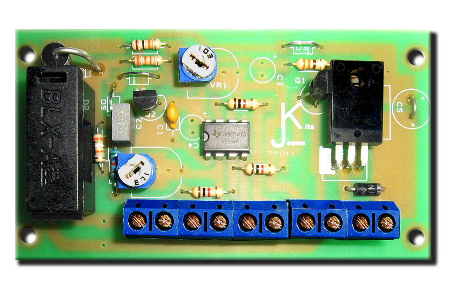Assembled LD charge controller solar/wind turbine