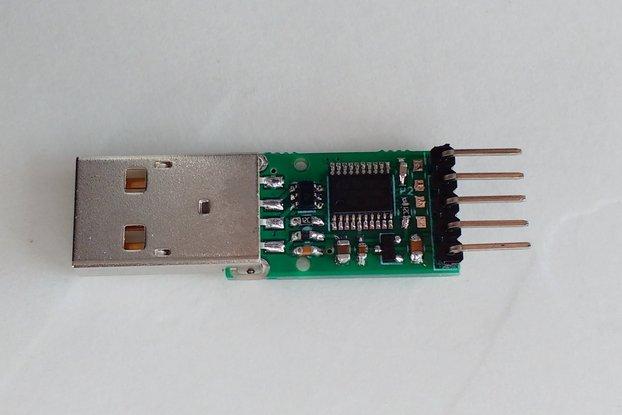 USB I2C module