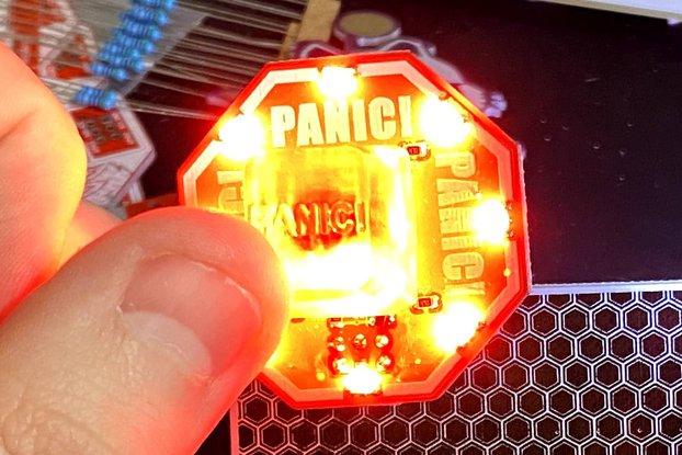 """TwinkleTwinkie's """"ClackClack"""" Panic! SAO"""