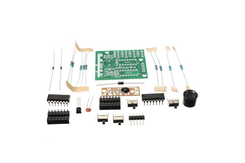 Sound Box Kit Electronic DIY Suite 1