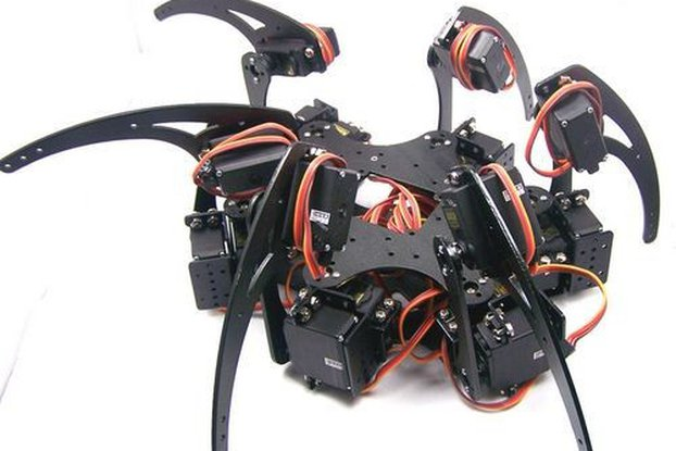 Metal Robot Spider Kit