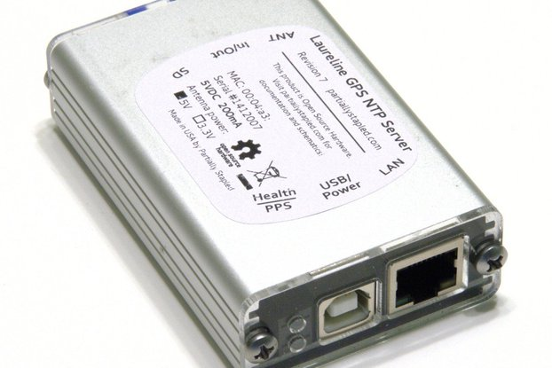Laureline GPS NTP Server