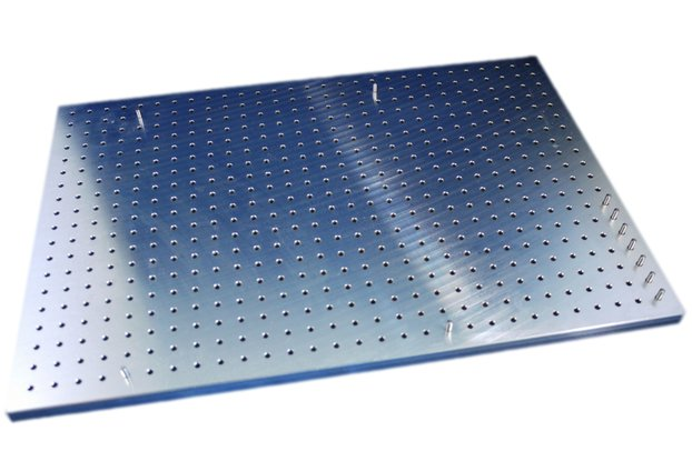 PCB Tooling Block - Full grid