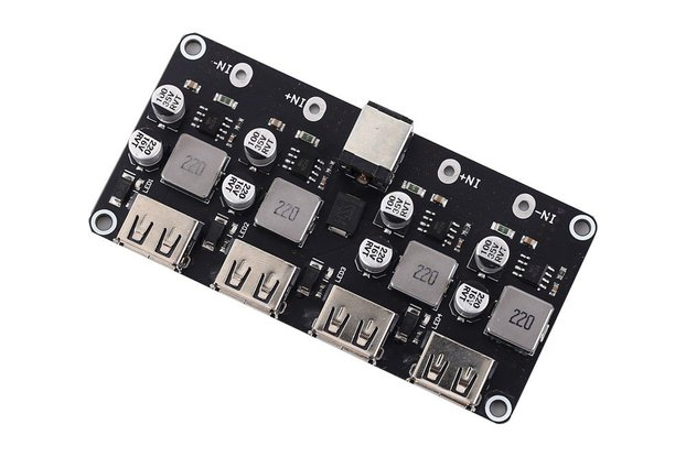 4Bit USB DC-DC Step Down Power Module (GY16344)