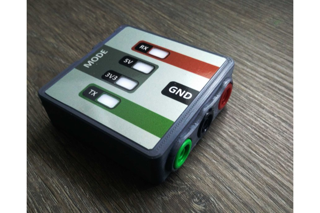 Serial Interface PLA Version 1