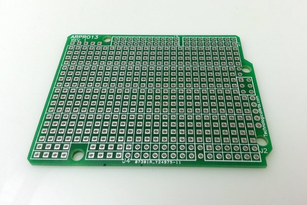 Arduino UNO Prototyping Shield 13, pack of 5
