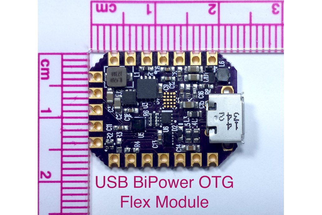 USB BiPower OTG Flex Module 1