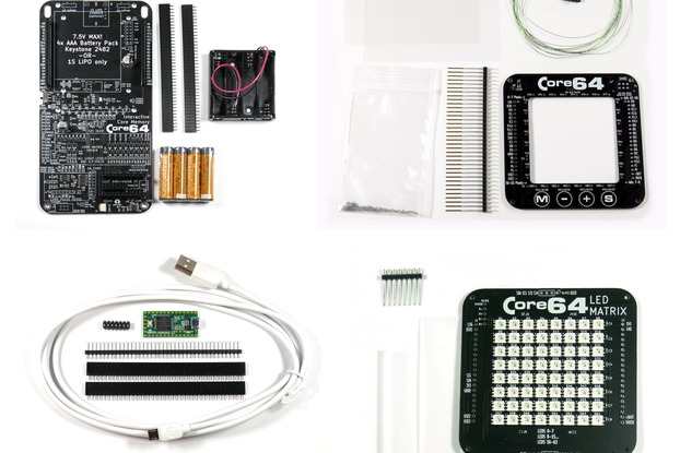 Core64 Interactive Core Memory - Beta Kit