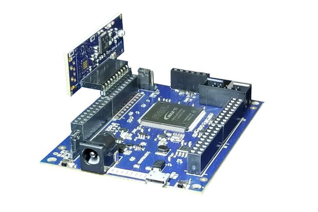 IOT Development System: BLE 4.2 + FPGA