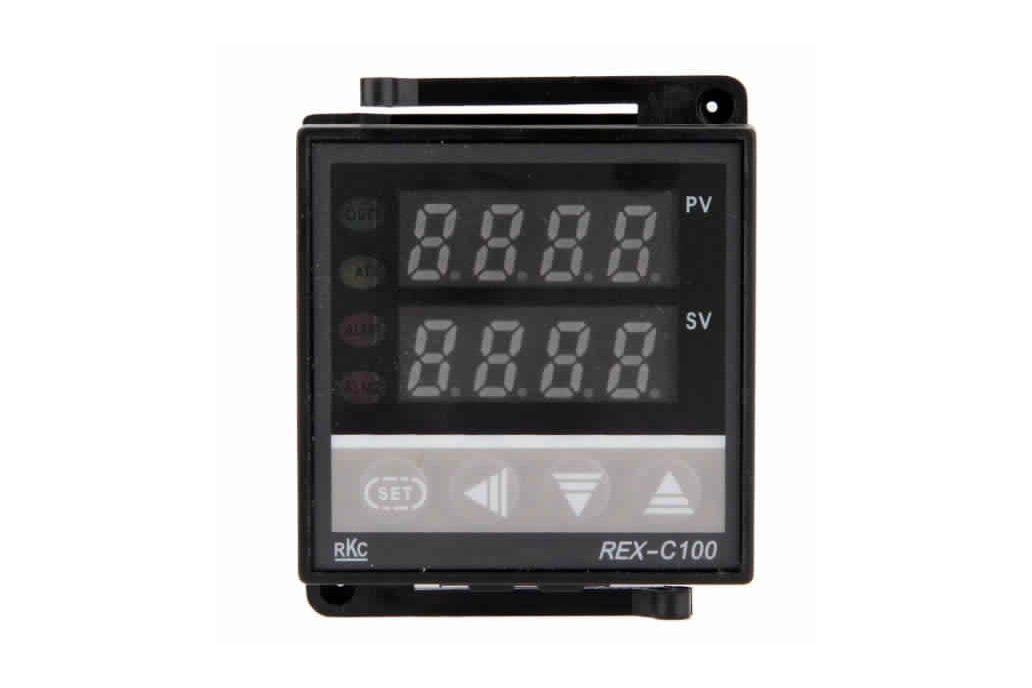 Dual PID Digital Temperature Control  5