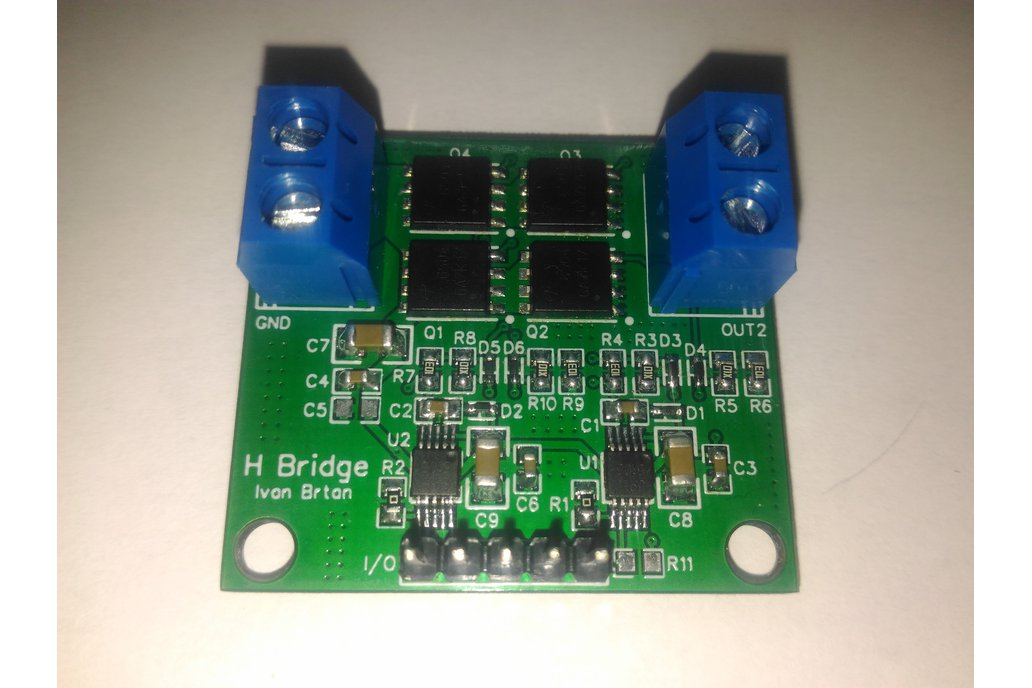 Mosfet H-Bridge 1