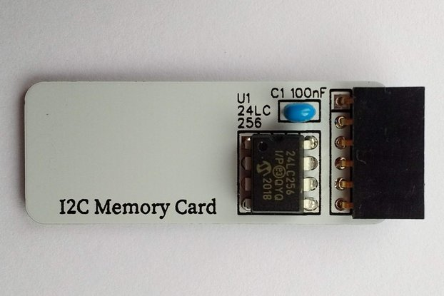 SC138 I2C Memory Card Kit