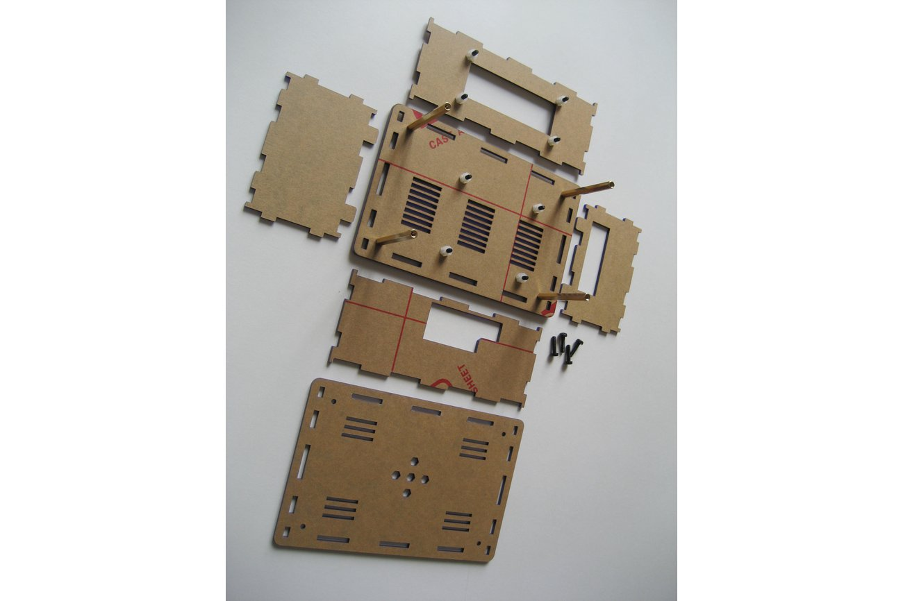 Raspberry Pi - LiV Pi case for RPi model 3/2/B+