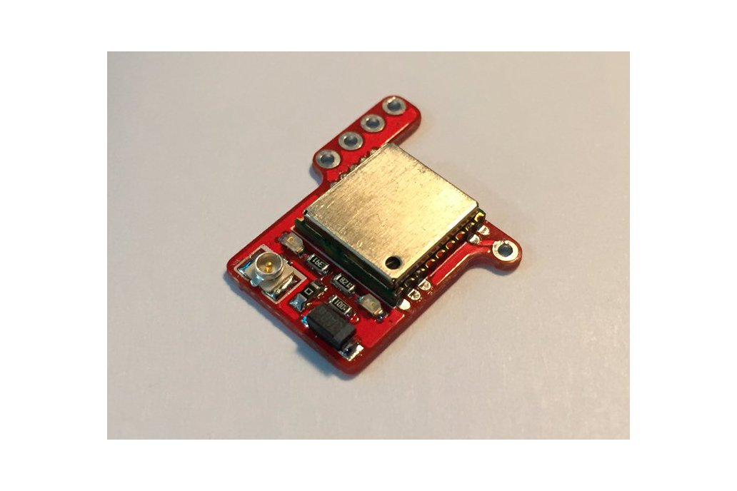 TinyGPS backpack for Teensy 3.0-3.6 and LC 4