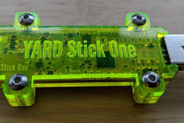 YARDstick One Acrylic Case
