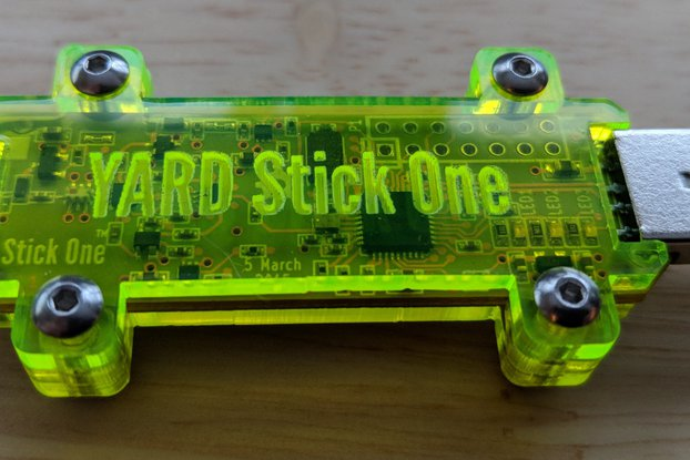 YARDstick One Acrylic Case